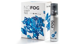 S015 Спрей очищающий для лінз NO FOG 30ml